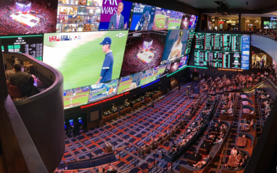 Legalizing sports betting in Calif. gets competitive with second 2022 initiative